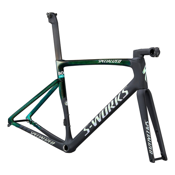 Specialized 2021 S-Works Tarmac SL7 Frameset Sagan Collection - Steed Cycles