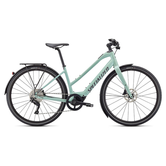 Specialized 2022 Turbo Vado SL 4.0 EQ Step-Through - Steed Cycles