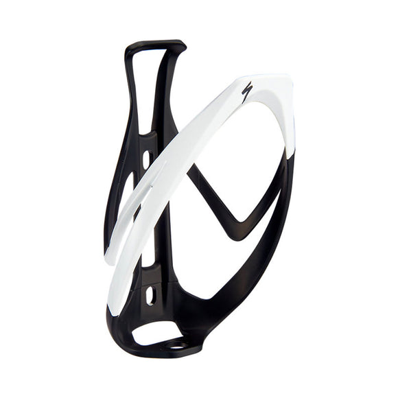Specialized Rib Cage II Matte Black/White - Steed Cycles