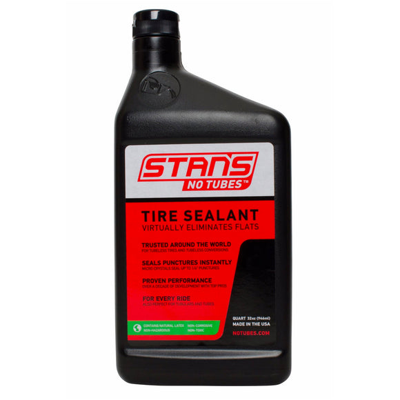 Stan's No Tubes Quart of Sealant 32oz - Steed Cycles