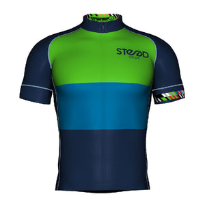 Steed Cycles 2019 Club Kit - Short Sleeve Tour Jersey - Steed Cycles