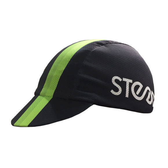 Steed Cycles Synthetic Cycling Cap