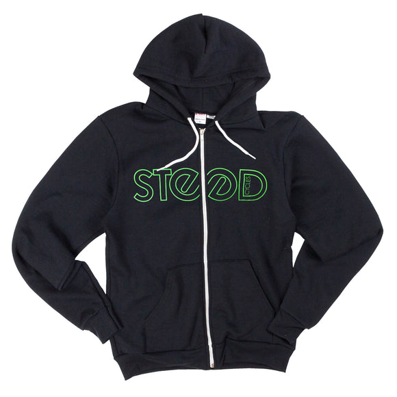 Steed Cycles American Apparel Hoody - Steed Cycles