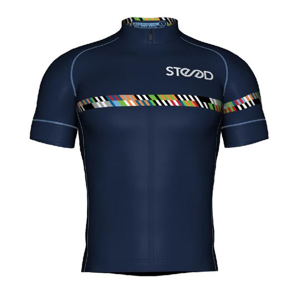 Steed Cycles Training Kit - Short Sleeve Tour Jersey - Steed Cycles