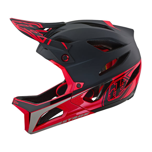 Troy Lee Designs Stage Race Helmet - Steed Cycles