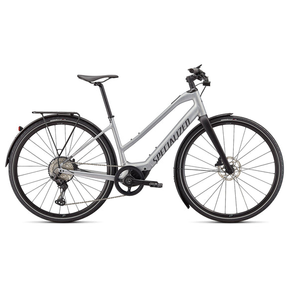 Specialized 2022 Turbo Vado SL 5.0 EQ Step-Through - Steed Cycles