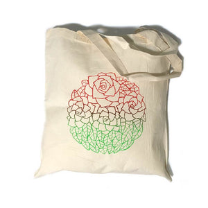 Day Glow Pasadena Tote Bag