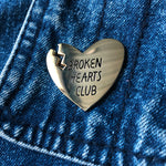 Broken Hearts Club Enamel Pin
