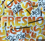 Fresyes Sticker