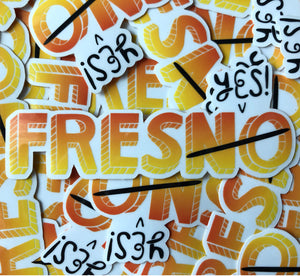 Fresyes - Sticker