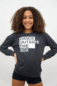BOXTT003- Dance Outside the Box Long Sleeve