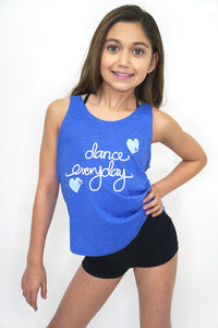DE9016- Dance Everyday Tank