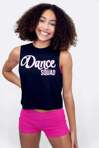 DS2012- Dance Squad muscle tank