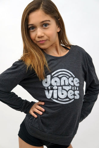 DVTT003- Dance Vibes Long Sleeve