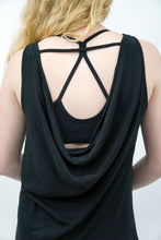 BOX735- Dance Outside the Box Drape Tank