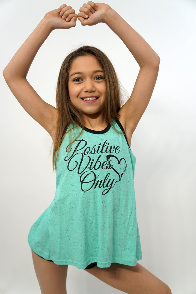PS3502- Positive Vibes Tank