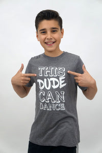 TDCD130- This Dude Can Dance T-Shirt