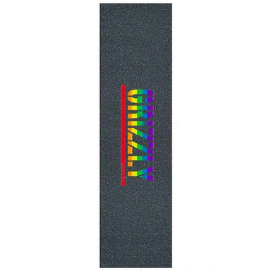 "Grizzly | Grip Tape Sheet | Pride Stamp | "" 9"" x 33"""