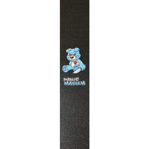 Public Mayhem - Scooter Grip Tape - Mayhem Bear