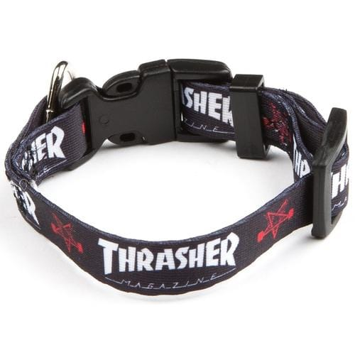 Thrasher Magazine - Dog Collar