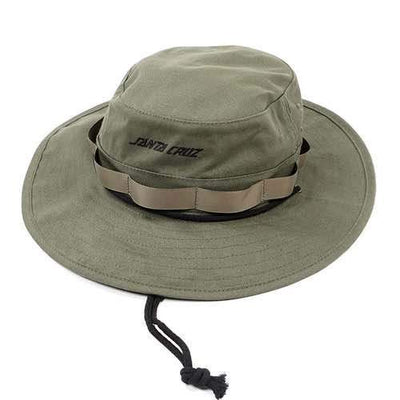 Santa Cruz | Jungle Bucket Hat | Cypress
