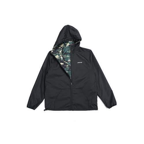 Santa Cruz - Hedges Reversible Jacket - Camo/Black