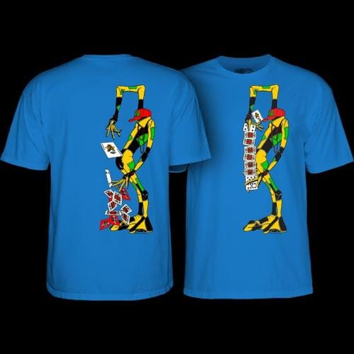 Powell Peralta Ray Barbee Rag Doll T-Shirt - Available in 3 Colours