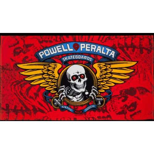 Powell Peralta Skateboards - Winged Ripper Beach Towel
