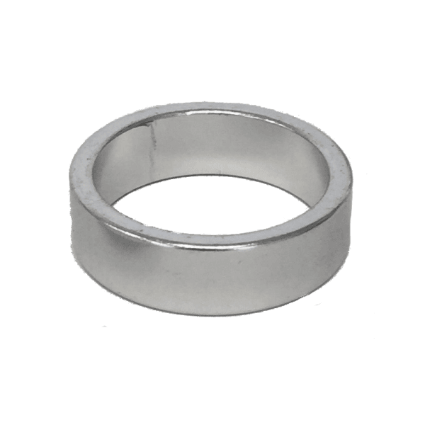 Headset Spacer - Alloy 10mm - Silver