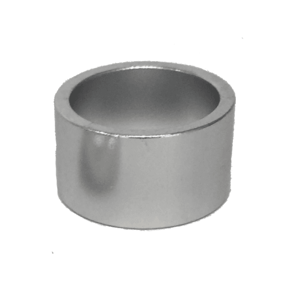 Active Outthere 20mm Silver Alloy Headset Spacer