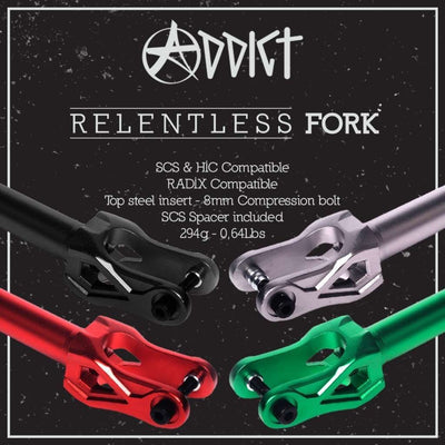 Addict Relentless Fork