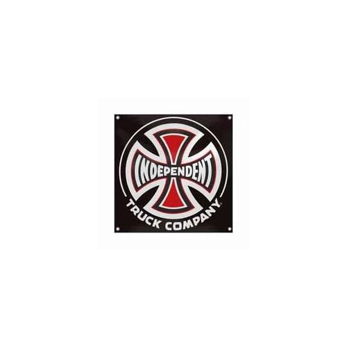 Independent | Banner | Black Red White | 900 x 900 | Indy Truck Co
