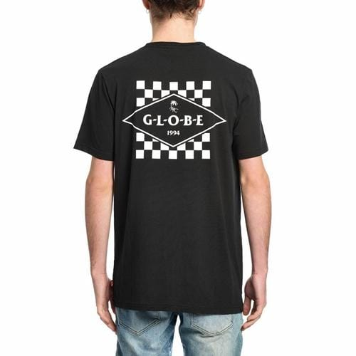 Globe | Check Out Tee | Black | Youth