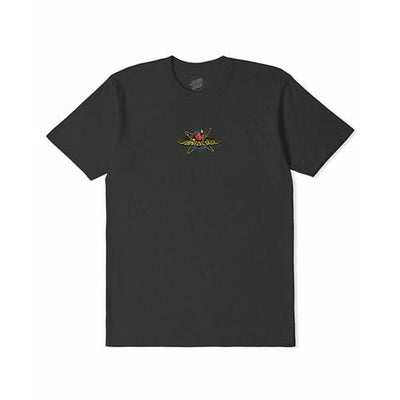Santa Cruz | Cosmica Tee | Antique Black