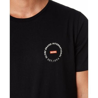 Globe | Device Tee | Black | Youth