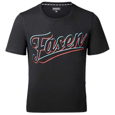 Fasen Scooter Baseball Logo T-Shirt