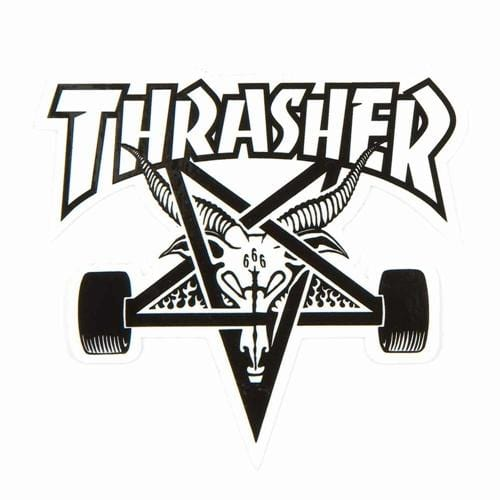 Thrasher | Skate Goat Big Sticker | Large  9