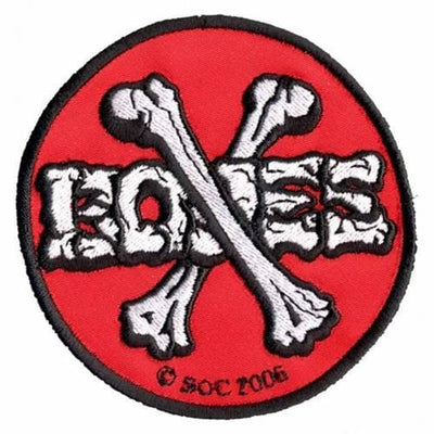 Powell Peralta X Bones Clothing Patch