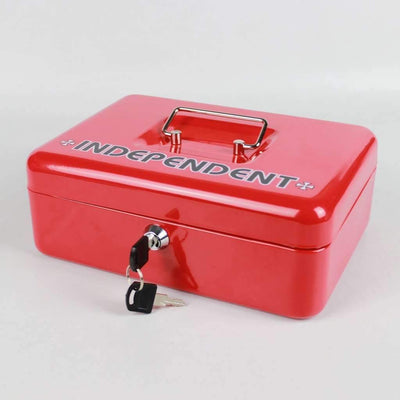 Independent Truck Co Metal Vault Lock Box (Dinted)