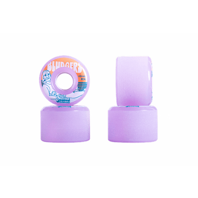 NANA Skateboard Wheels | 62mm 82A | Lavender