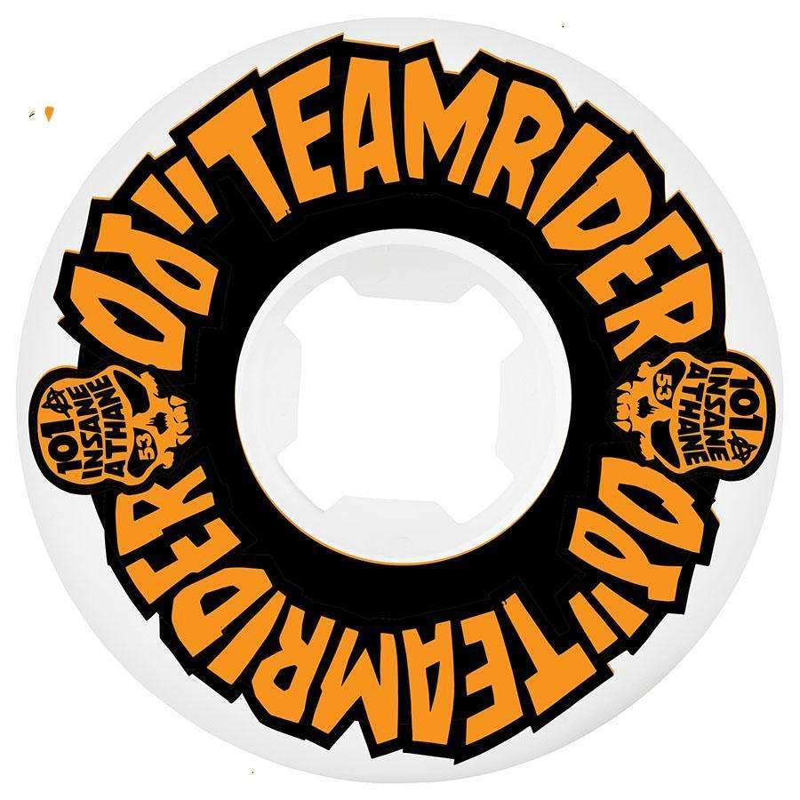 OJ 53mm Team Rider EZ Edge 101A Wheel
