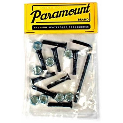 Paramount | Skateboard | Hardware | Bolts | 1.25""