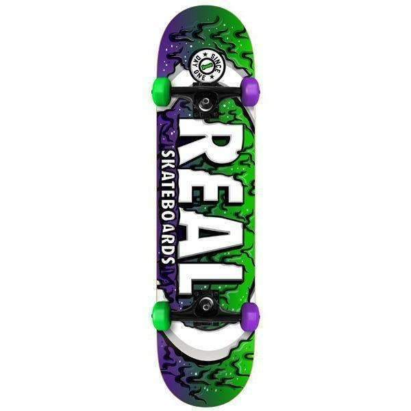 REAL Skateboards New Ooze 8.0