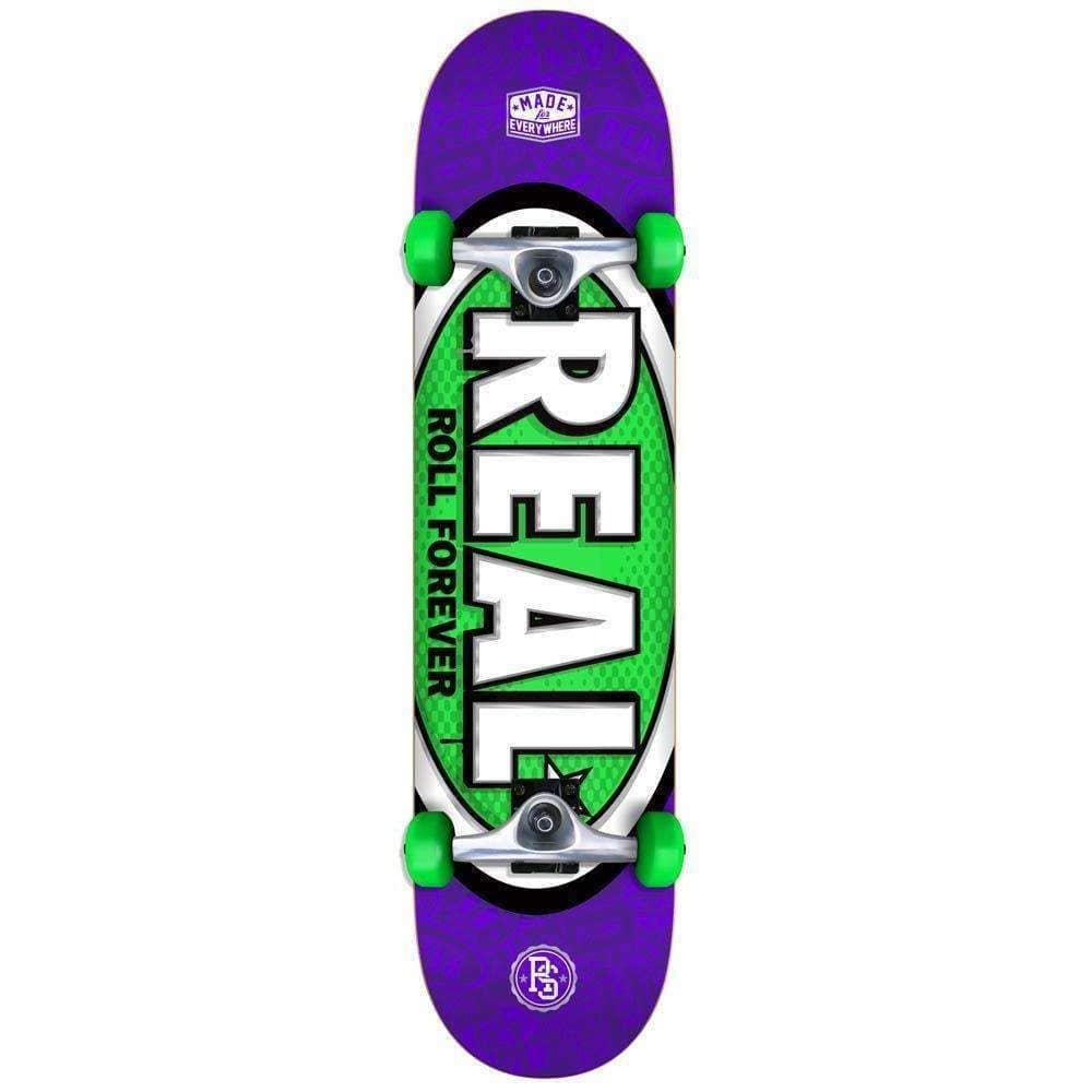 REAL Skateboards Oval Tones 7.5