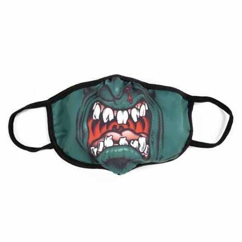 Santa Cruz | Roskopp Face Mask | Blue | Green