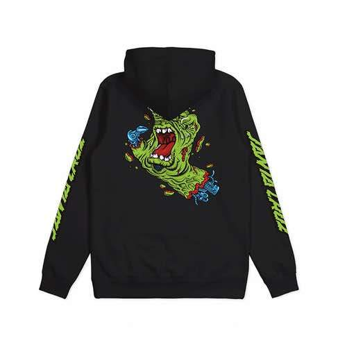 Santa Cruz - Rob Hand Pop Hoodie - Black