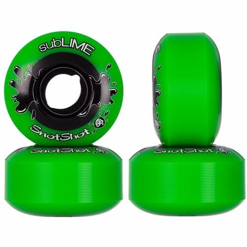 Abec 11 | Skateboard Wheels | Sublime | Snotshots | 60mm - 99A