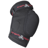 Triple 8 Stealth Hardcap Elbow Pads