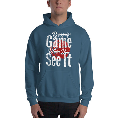 Recognize Game Baller Edition Hooded Sweatshirt