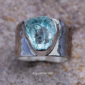 Alchemy Ring - Unique Shapes